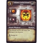 WoW Minis - Cartes à l'unité [Spoils of War] WoW Miniatures Game 59 - Shadow Word: Death[Cartes WOW minis: Spoils of War]