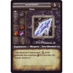 WoW Minis - Cartes à l'unité [Spoils of War] WoW Miniatures Game 66 - Soulseeker[Cartes WOW minis: Spoils of War]
