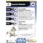 Star Wars Miniatures - Jedi Academy Star Wars Miniatures 34 - Jensaarai Defender [Star Wars Miniatures - Jedi Academy]