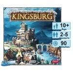 Thème : Médiéval Jeux de Plateau Kingsburg
