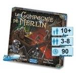 Thème : Médiéval Jeux de Plateau Les Chevaliers de la table Ronde - La Compagnie de Merlin