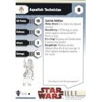 Star Wars Miniatures - Galaxy at War Star Wars Miniatures 34 - Aqualish Technician [Star Wars Miniatures - Galaxy at War]