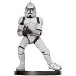 Star Wars Miniatures - Universe Star Wars Miniatures 01 - Clone Trooper [Universe]
