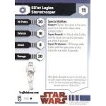 Star Wars Miniatures - Dark Times Star Wars Miniatures 17 - 501st Legion Stormtrooper [Star Wars Miniatures - Dark Times]