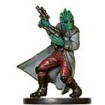 Star Wars Miniatures - Universe Star Wars Miniatures 28 - Rodian Black Sun Vigo [Universe]