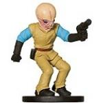 Star Wars Miniatures - Universe Star Wars Miniatures 44 - Bith Rebel [Universe]