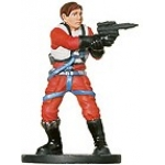 Star Wars Miniatures - Universe Star Wars Miniatures 51 - Wedge Antilles [Universe]