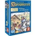 Carcassonne Jeux de Plateau Carcassonne 2 - Auberges Et Cathédrales