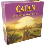 Catane Jeux de Plateau Les Colons De Catane - Barbares Et Marchands
