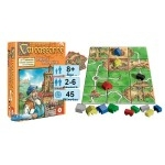 Carcassonne Jeux de Plateau Carcassonne 6 - Maire Et Monastères