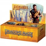 Boites de Boosters Magic the Gathering Dragon's Maze - Boite de 36 boosters Magic