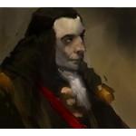 Pirates of the Crimson Coast Pirates 085 - Capitaine Gaston de St. Croix (Crew) - Pirates of the Crimson Coast