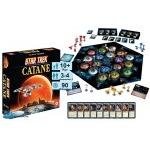 Catane Jeux de Plateau Star Trek Catane