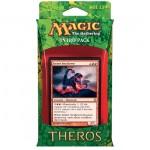 Préconstruits Magic the Gathering Theros - Rouge/vert - Intro Pack Deck - Bêtes Incandescentes Mythiques