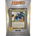 Decks d'Evénement & Commander & Duel Decks Magic the Gathering Deck Commander 2013 - Blanc/Bleu/Vert - Evasive Maneuvers
