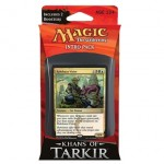 Préconstruits Magic the Gathering Les Khans de Tarkir - Noir/Vert/Bleu - Intro Pack Deck - Forbans Sultaï