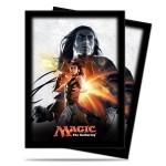 Protèges Cartes illustrées Accessoires Pour Cartes 80 Pochettes Ultra Pro - Magic Origines - Gideon - Acc
