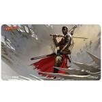 Tapis de Jeu Accessoires Pour Cartes Tapis De Jeu Ultra Pro - Playmat - Bataille de Zendikar - Maître d'épée déterminé - ACC