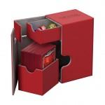 Boites de Rangements Accessoires Pour Cartes Deck Box Ultimate Guard - Rouge - T2 - Acc