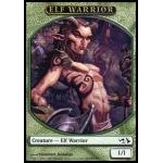 Magic the Gathering Token Duel Decks: Elves Vs Goblins N°2 - Elf Warrior