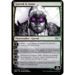 Grandes Cartes Oversized Magic the Gathering Oversized - Garruk le tueur