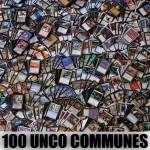 Lot de Cartes Magic the Gathering Lot de 100 Unco Communes vrac toutes éditions , LOT B