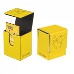 Boites de rangement illustrées Accessoires Pour Cartes Deck Box Ultra Pro - Flip Box aimantée - Pokemon - Pikachu - ACC