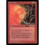 Grandes Cartes Oversized Magic the Gathering Pyroclasme (Version 2) (Oversized 6x9 Promos Arena League)