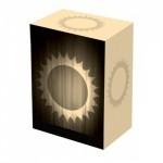 Boites de rangement illustrées Accessoires Pour Cartes Deck Box Legion - Sun - BOX129 - ACC