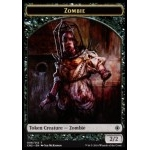 Tokens Magic Accessoires Pour Cartes Token/jeton - Conspiracy : Take The Crown - Zombie