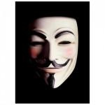 Protèges Cartes illustrées Accessoires Pour Cartes 50 Pochettes Legion - Fawkes - ACC