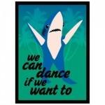 Protèges Cartes illustrées Accessoires Pour Cartes 50 Pochettes Legion - Shark - ACC