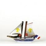 Pirates of the South China Seas Pirates 078 - La Mont Blanc (Ship) - Pirates of the South China Seas