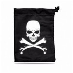 Dés et compteurs Accessoires Pour Cartes Ultra Pro - Sac à dés - Skull & Bones - ACC
