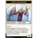 Tokens Magic Accessoires Pour Cartes Token/jeton - Amonkhet - Ange Des Condamnations