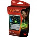 Préconstruits Magic the Gathering L'Age de la Destruction - Nissa, mage de genèse - Planeswalker Deck