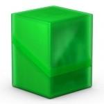 Boites de Rangements Accessoires Pour Cartes Deck Box Ultimate Guard - Boulder 100+ - Vert/Emeraude - Acc