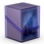 Boites de Rangements Accessoires Pour Cartes Deck Box Ultimate Guard - Boulder 100+ - Violet/Amethyste - Acc