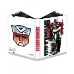 Classeurs et Portfolios Accessoires Pour Cartes Portfolio Ultra Pro - A4 Pro-Binder - Transformers - Optimus Prime - ACC