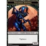 Tokens Magic Accessoires Pour Cartes Token/Jeton - L'age de la destruction - Sentinelle inebranlable