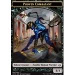 Tokens Magic Accessoires Pour Cartes Token/Jeton - L'age de la destruction - Combattante eprouvee