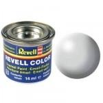 Peintures pour Figurines Accessoires Pour Cartes Email Color - 32371 - Gris Clair Satiné - Revell - ACC