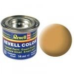 Peintures pour Figurines Accessoires Pour Cartes Email Color - 32188 - Ocre Mat - Revell - ACC