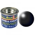 Peintures pour Figurines Accessoires Pour Cartes Email Color - 32302 - Noir Satiné - Revell - ACC