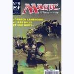 Livres Magic the Gathering Comics Magic L'Assemblée - Tome 5 - Dakkon Lamenoire et Les Mille et une nuits - (en Français)