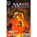 Livres Magic the Gathering Comics Magic L'Assemblée - Tome 6 - La Guerre des Antiquités - (en Français)