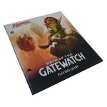 Livres Magic the Gathering Magic L'Assemblé - Oath of the Gatewatch - Player's guide - (EN ANGLAIS)