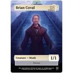 Tokens Magic Accessoires Pour Cartes Token/jeton - Monk - Star City Games - (Brian Coval)