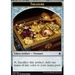 Tokens Magic Accessoires Pour Cartes Token/jeton - Ixalan - Tresor 8/10