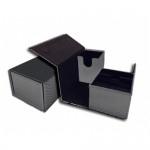 Boites de Rangements Accessoires Pour Cartes Deck Box Legion - Elder Dragon Vault - Gris Double - ACC
